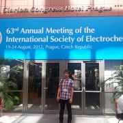 ISE annual meeting 2012